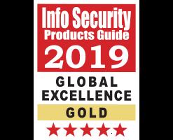 Hysolate InfoSec 2019 Gold